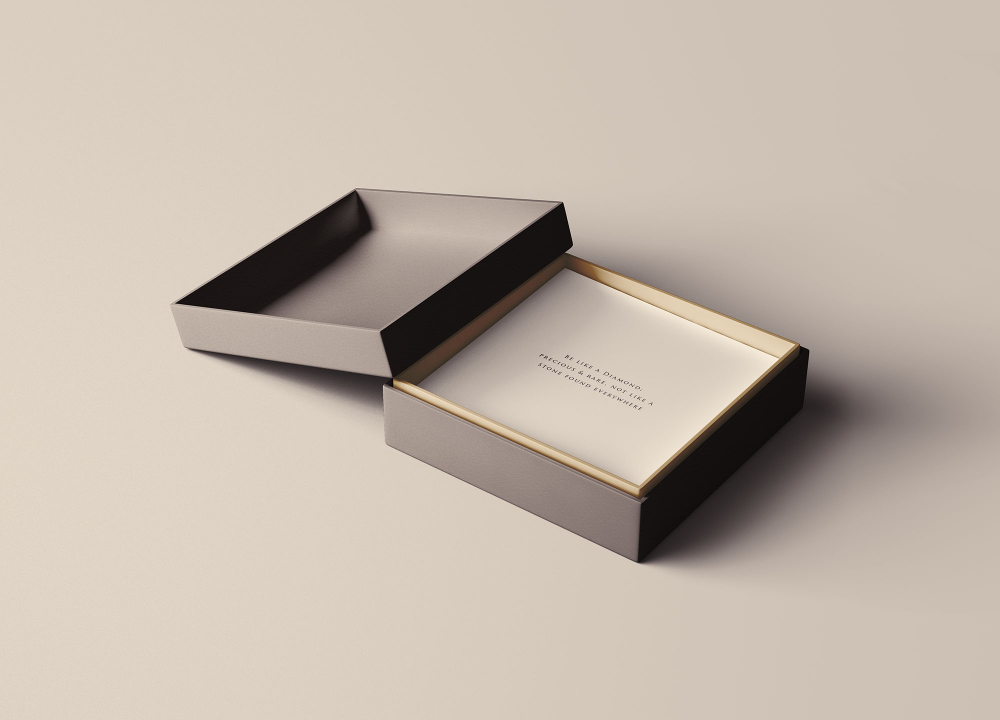 Download Jewelry Box Mockup Box Mockup Mockup Free Psd Mockup