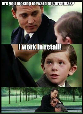 Are You Excited For Christmas Work Memes Work Humor Retail Humor