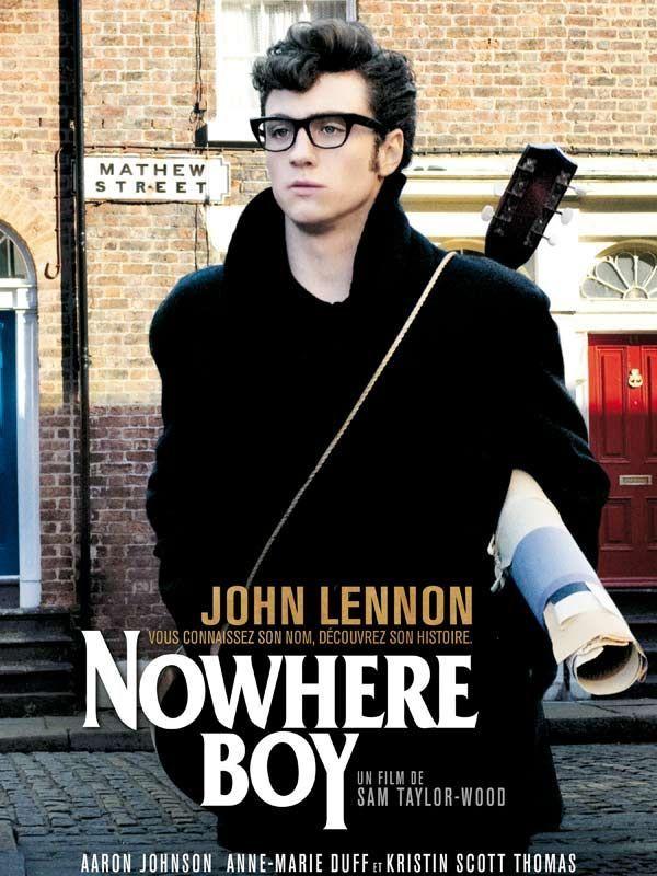 I wanna see this supah bad | Movies! & TV! | Nowhere boy