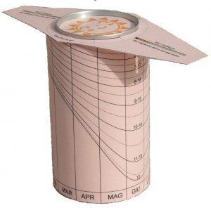 Sundial atlas atlante degli orologi solari atlas des for Atlante compass