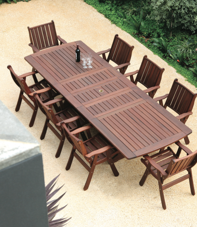 Ipe Furniture High Quality Teak Furniture In Toronto