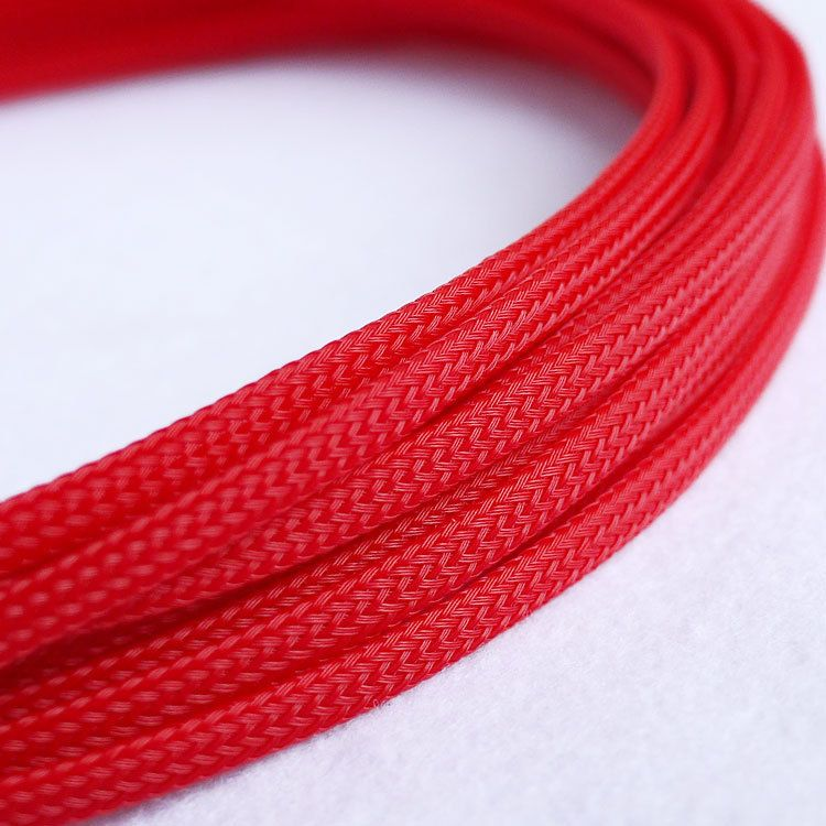 4mm Tight Braided PET Expandable Sleeving New High Quality ...