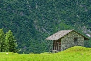 Val D'Otro - Val D'otro Preserves The Most Interesting Ancient Walser Settlements In The Entire Valsesia Area