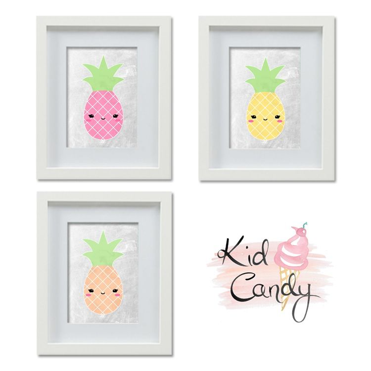 Image of {A4} Tutti Fruity ~ 'Sweet Art' Prints