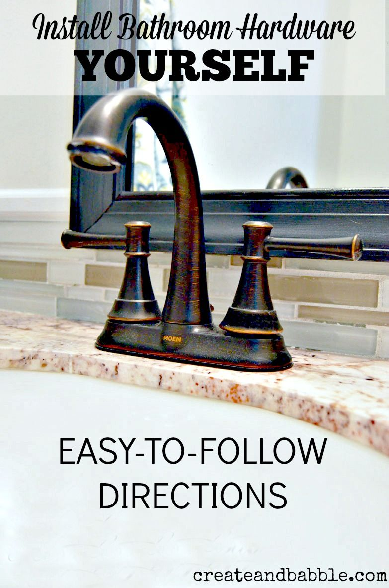 Powder Room Accessories By Moen Faucet House and House Repair