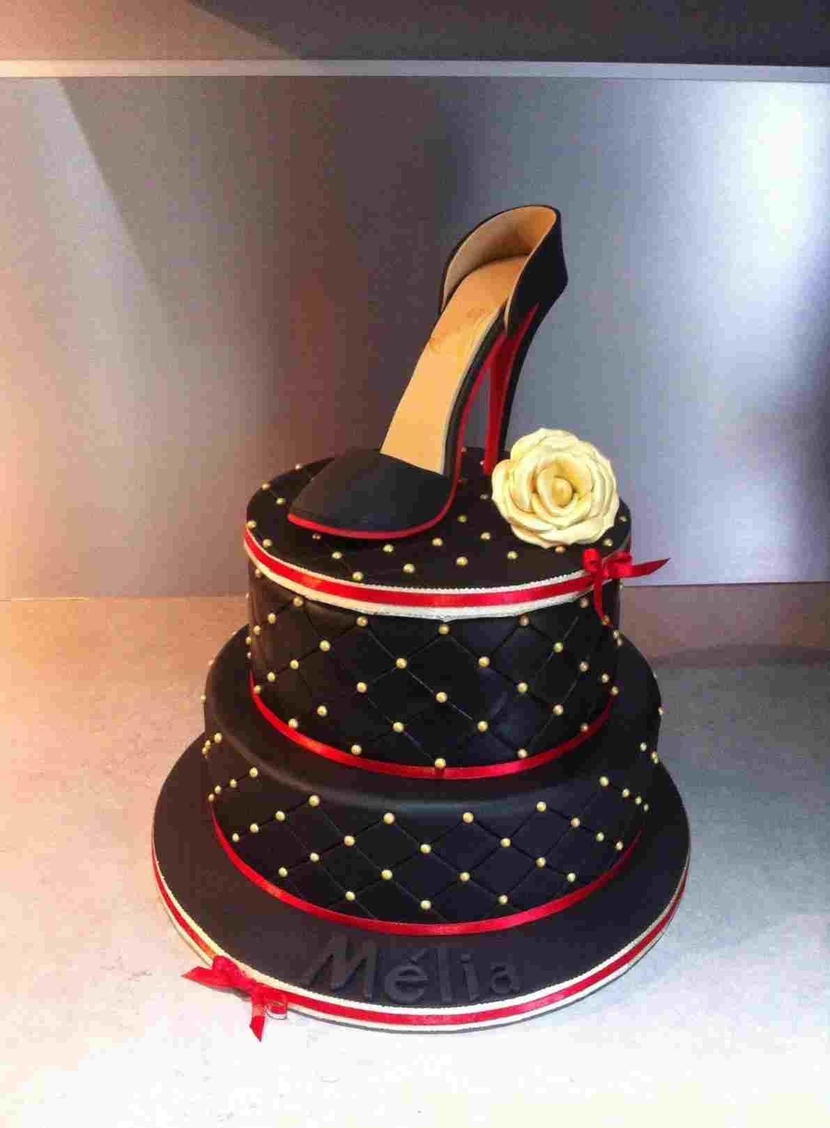 Wondrous 27 Exclusive Picture Of Happy Birthday Shoe Cake Happy Birthday Funny Birthday Cards Online Necthendildamsfinfo