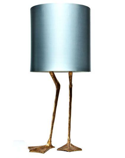 Daily Delight Duck Feet Hgtv Design Blog Design Happens Duck Feet Leg Lamp Design