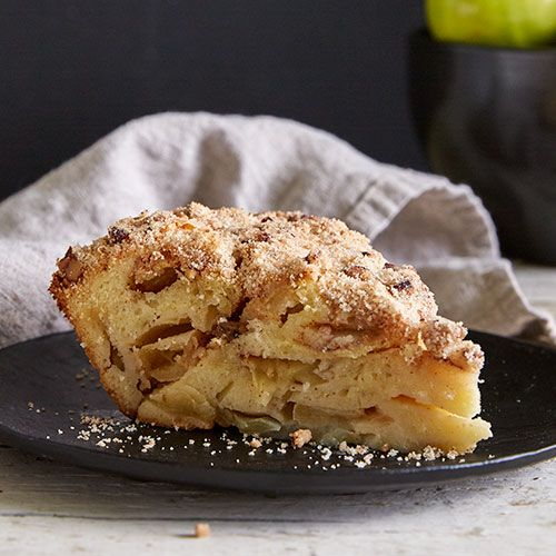 Apple Pie Crumble Cake Recipe In 2018 Deserts Cakes Pies And