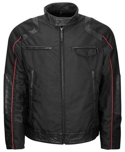 Tumi Ducati Motorcycle Jacket Jackets Windbreaker Jacket