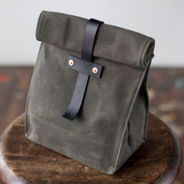 25 Reusable Lunch Bags To Recycle The Brown Bag For Good Via Brit Co