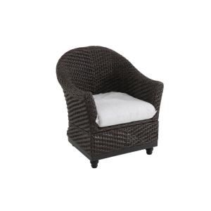 Sensational Home Decorators Collection Camden Dark Brown Wicker Outdoor Caraccident5 Cool Chair Designs And Ideas Caraccident5Info