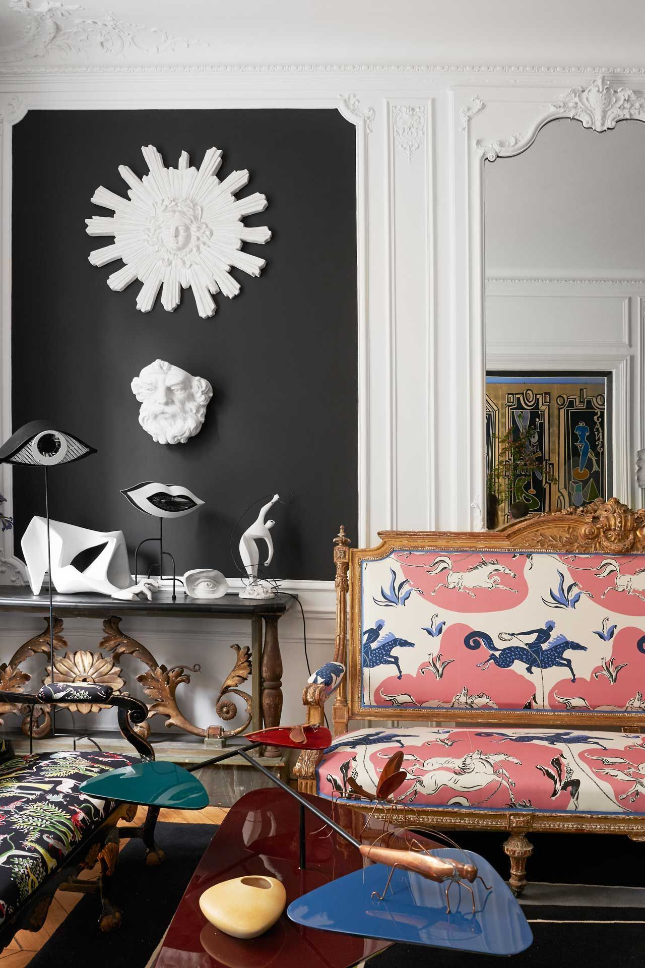 Vincent Darré's apartment