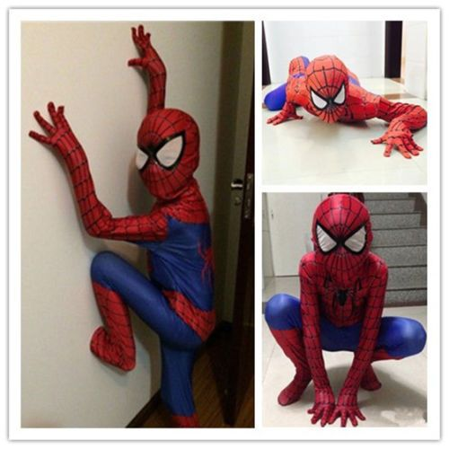 Pin by Zeppy.io on spiderman | Boys spiderman costume