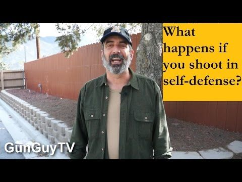 What every gun owner needs to know about self defense - YouTube