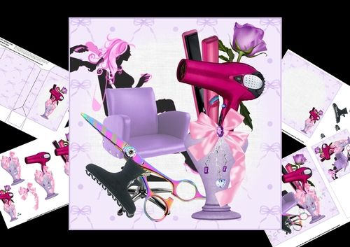 a mini kit for the ladies and more especially for those