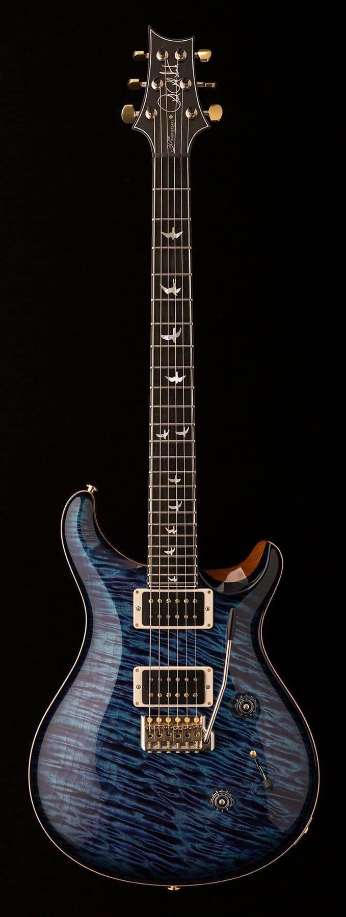 PRS Guitar Hat PRS Guitar Wood Library #guitarplayer #guitarlessons #PRSGuitars #prsguitar