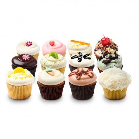 dc cupcakes order
