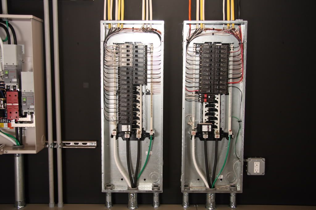 Best How To Install A New Electrical Panel Contemporary - Electrical ...