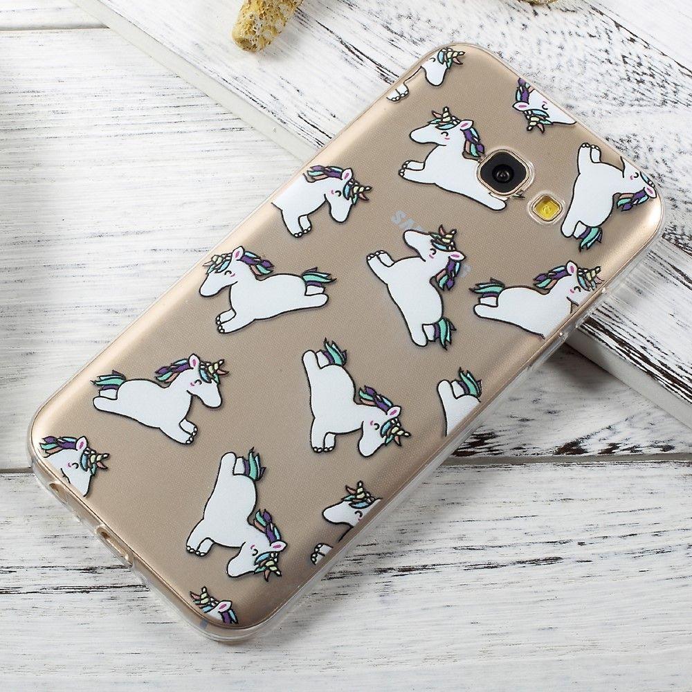 coque samsung a5 2017 licorne