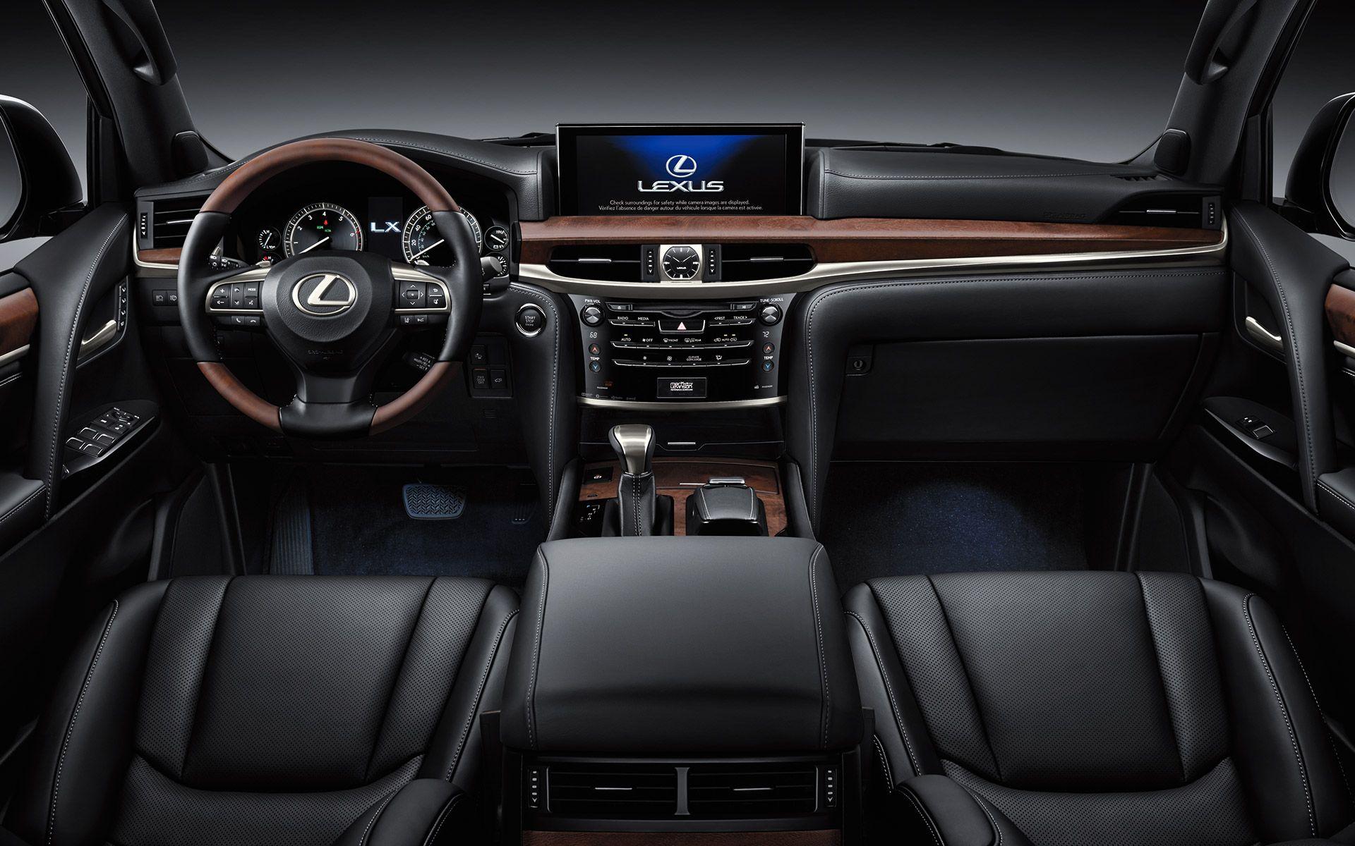 2016 Lexus Lx Ken Shaw In Toronto