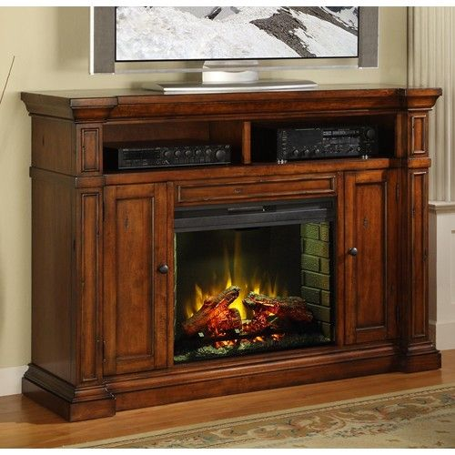 Vendor 1356 Berkshire Fireplace Media Center | Furniture ...