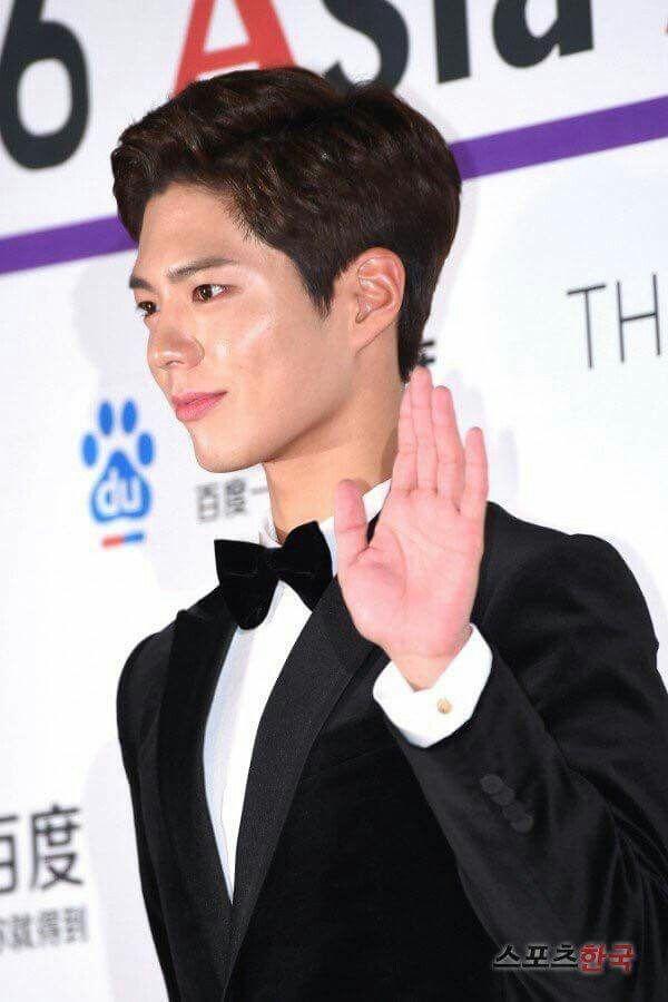 Park Bo Gum in Asia Artist Awards