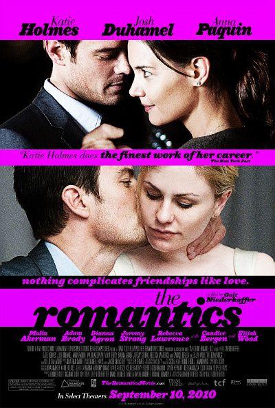 The Romantics Assista O Trailer Do Filme Com Katie Holmes E Anna