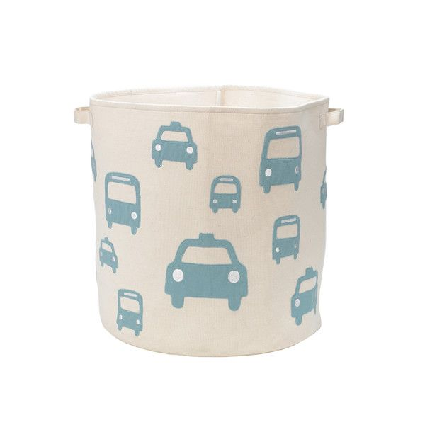DwellStudio Transportation Storage Bin | DwellStudio