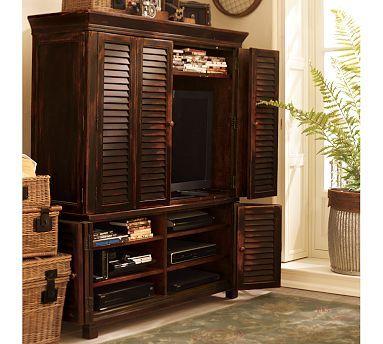 Armoire Media Room Decor Bonus Room Design Home Furniture