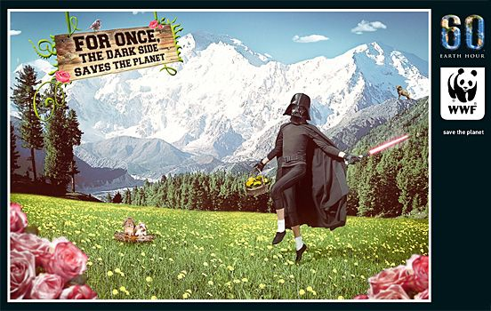 65 Most Creative Wwf Global Climate Change Ads Combate Feliz