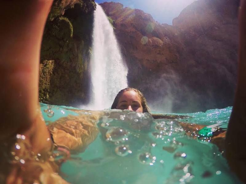 Havasu Falls | Havasu falls, Havasu falls arizona, Havasu