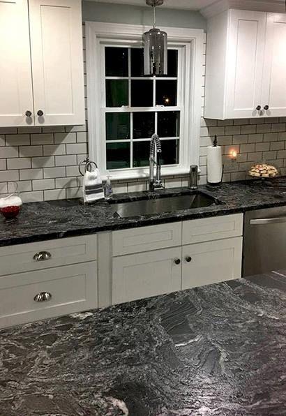 Black Forest Leather Granite Tuscan Kitchen Granite Countertops Kitchen Replacing Kitchen Countertops