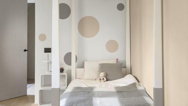 Ambiance inspiration couleur peinture - Simple Chic - chambre à