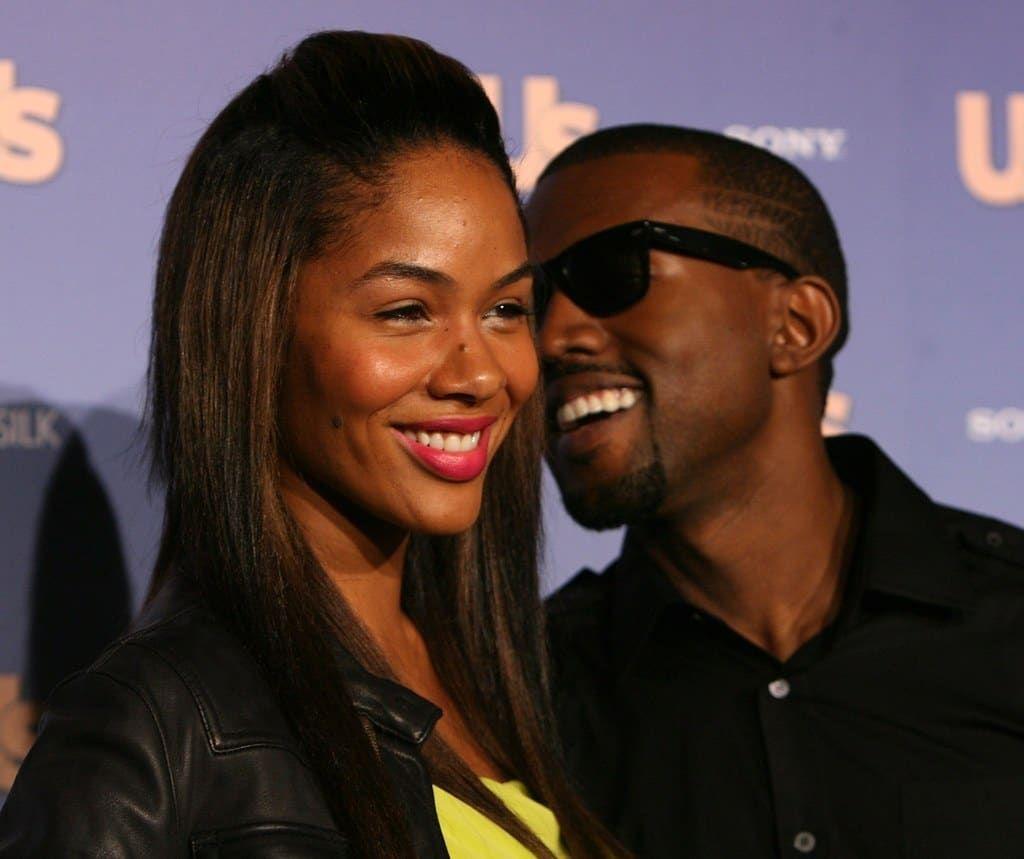 Reminder Kanye West Was Once Engaged To Someone Else Kanye West Kanye Kim Kardashian