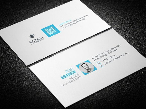 Personal business card personal business card by designghor on graphicsauthor wajeb