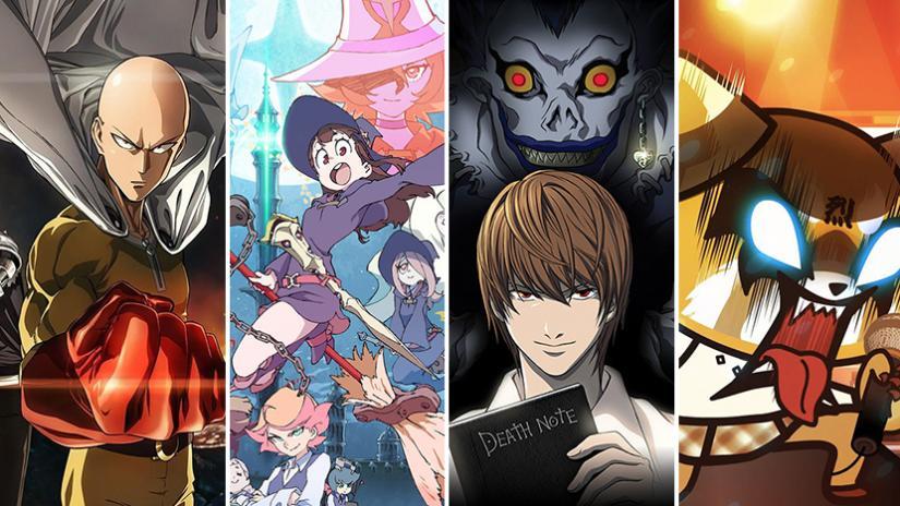 Best Anime On Netflix To Stream Den In 2020 Anime Netflix Anime Best Anime On Netflix