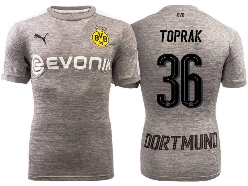 Maillot Extérieur Borussia Dortmund Ömer Toprak