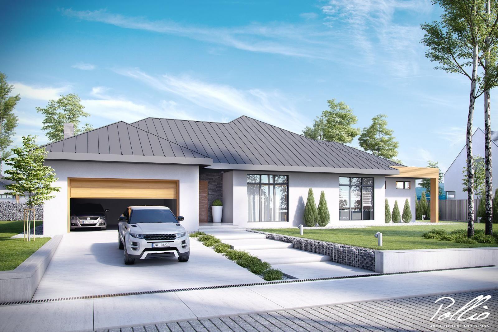 X12 Эксклюзивный проект одноэтажного дома фото 1 | Дизайн ...
