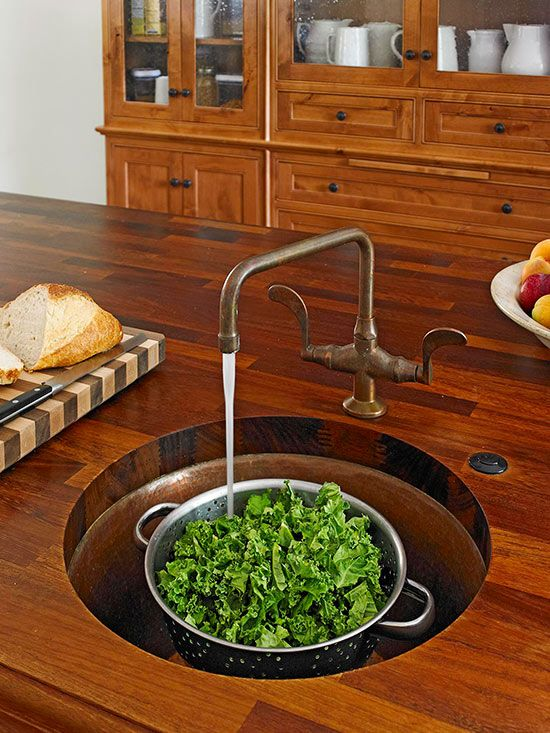 House Tour Fresh Traditional Countertops Primitive