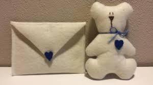 Risultati immagini per sacchettini feltro per confetti
