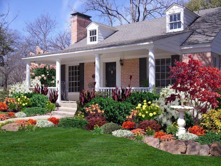 Residential Landscape Design Front House Landscaping Residential Landscaping Front Yard Landscaping Design