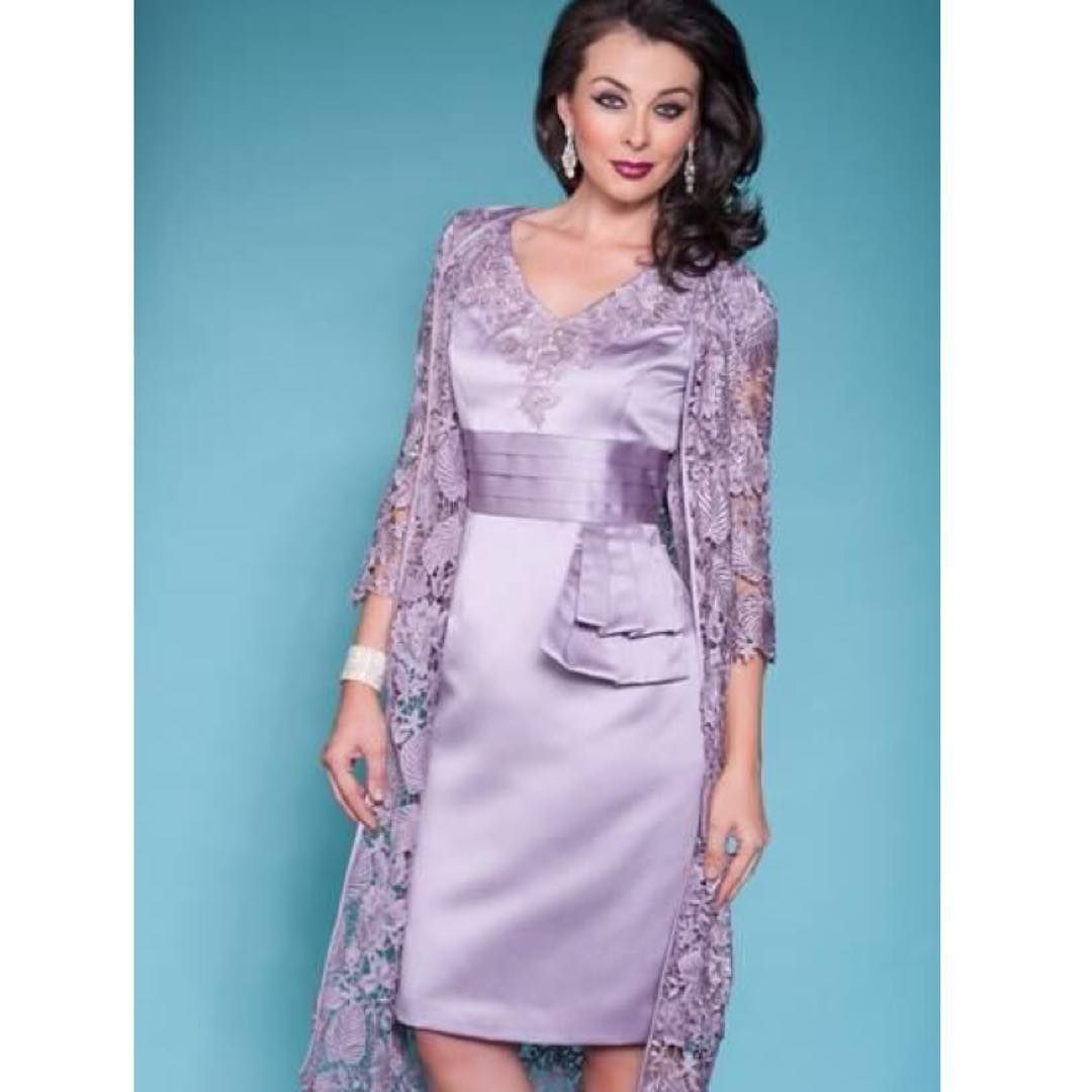 Lavender mother of the bride dresses can be worn for any season ...