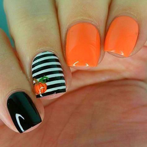 nails art design 60 halloween nail art ideas creepy