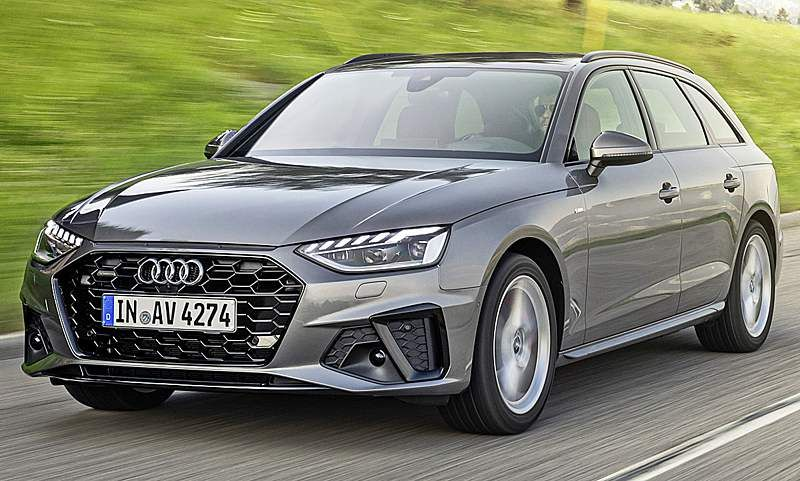 Audi A4 Avant Facelift Test Autozeitung De Audi A4 Audi Audi Rs