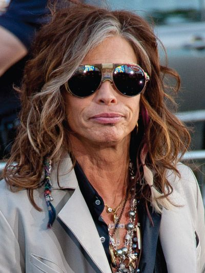Long Hairstyles For Men Steven Tyler Steven Tyler Aerosmith