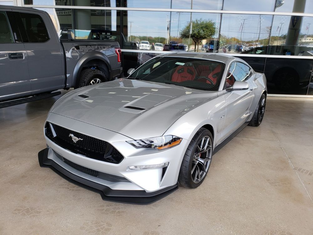 2019 Ford Mustang Gt Performance Package Level 2 Super Rare Car