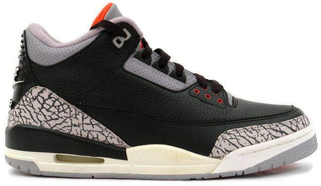 promo code 07fd6 20951 Jordan 3 Retro Black Cement (2001) | Products in 2019 | Air ...