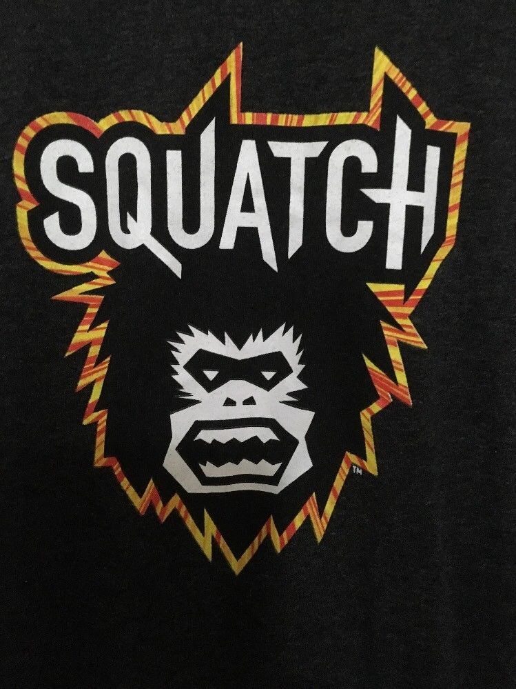 Squatch Jack Links Beef Jerky T Shirt Sz Xl Alstyle Graphictee Jack Link S Beef Jerky Beef Jerky Jack Links