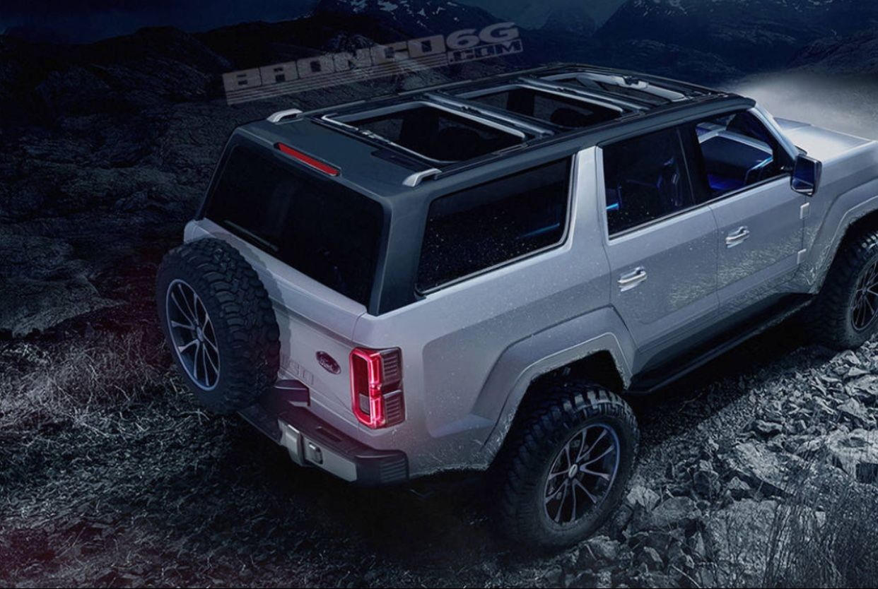Ford Bronco 2019 | Best new cars for 2018