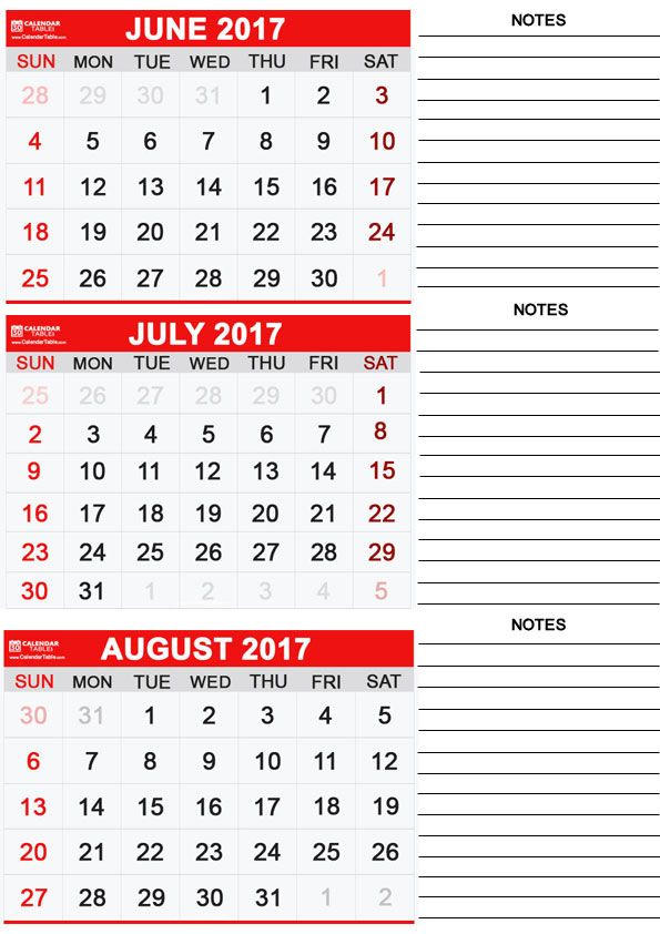 Three-Months-Calendar-June-July-August-2017jpg (595×842